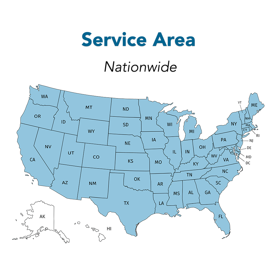 carnival Service map